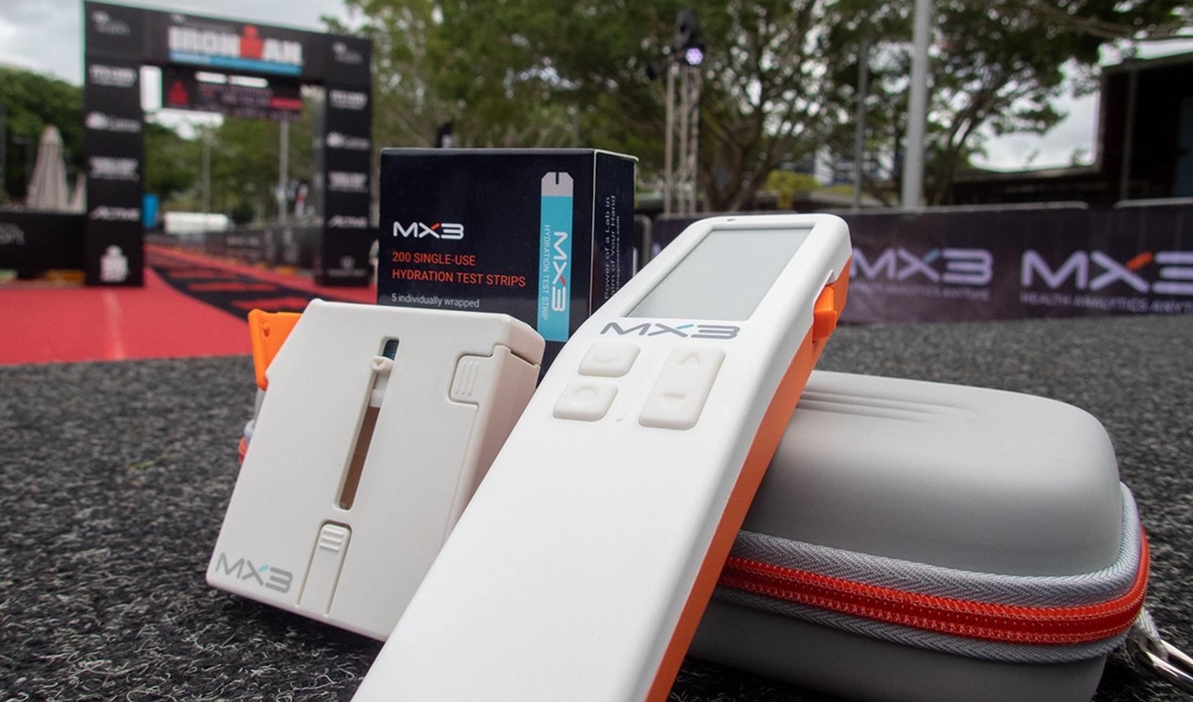 MX3 Hydration Testing System Pro Version