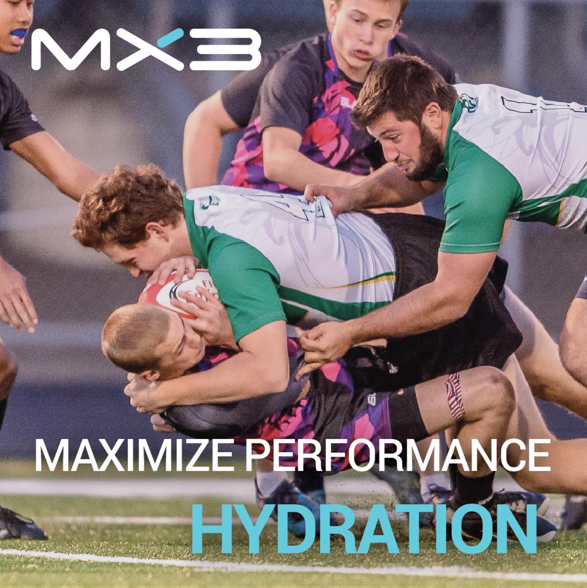 NCAA Performance Hydration