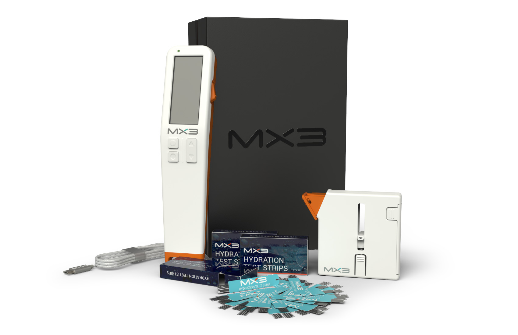 MX3 Hydration Testing System, Pro Version