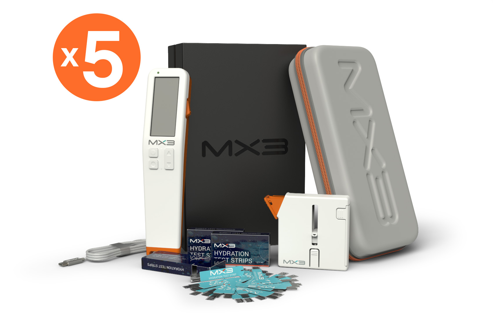 Platinum Package - 5 x MX3 HTS