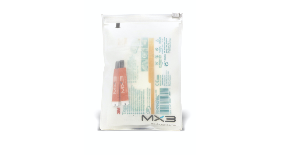 MX3 Announces the First Portable Sweat Test System with Immediate Laboratory-grade Results