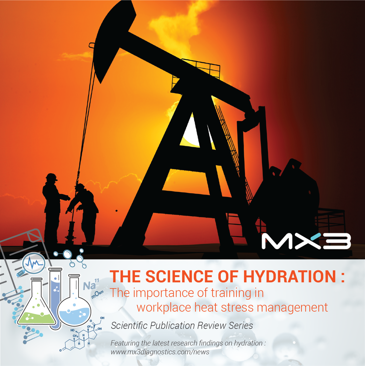 Science Of Hydration - Heat Stress Training